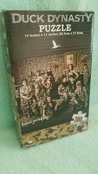 New Duck dynasty puzzle Henderson, 89014
