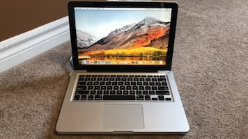 MacBook Pro with SSD