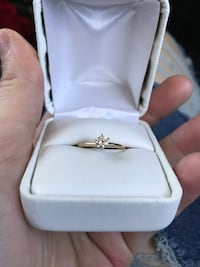 Real engagement ring size 6.5 Culpeper, 22701