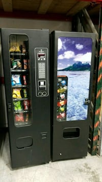 Combo vending machine fully working best deal   Gaithersburg, 20879