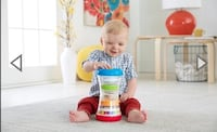 Fisher price 3 in 1 crawl along tower Mississauga, L5N