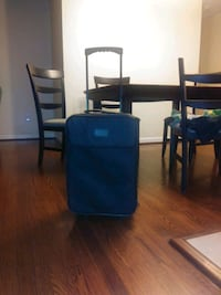 Small black suitcase Suitland-Silver Hill