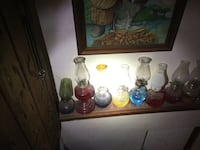 Oil lamp collection  Towson, 21204