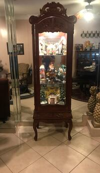 Hand crafted and imported curio . Immaculate condition  Miami Springs, 33166