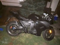black and gray sports bike Toronto, M1L 2X3