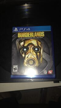 Borderlands The Handsome Collection Game and Case