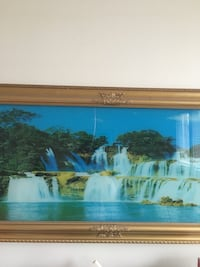 LED Electrical Waterfall Frame  Mississauga, L5R 1P5