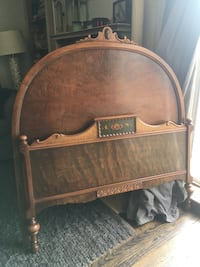Delivery - antique French country twin bed  Toronto, M9B 3C6