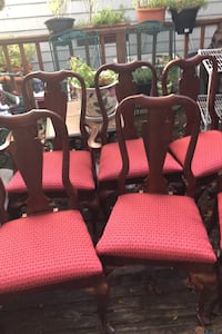 Chairsix dining room chairs Norwood, 02062