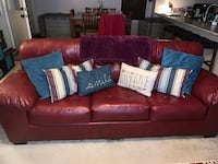 Couch and love seat. Ashley Furniture Durablend. Manor, 78653