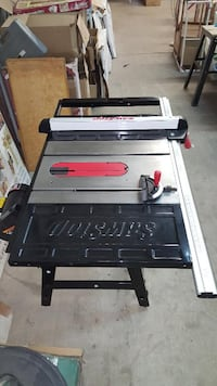 SawStop Contractor table saw, CNS175-SFA30 Tucson