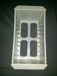 NES Cartridge Caddy - Holds 10 Games
