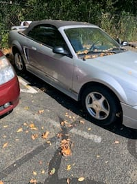 2001 Ford Mustang Seat Pleasant