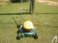 Used Lawn Mower Columbus