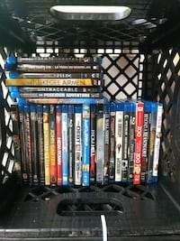 BluRay $2 Each  Brampton, L6X 4P5