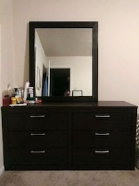 1 Blackwood Desser w/mirror Laurel, 20708