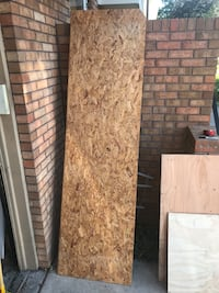"""3 24""""x84"""" plywood boards  Fort Collins, 80526"""