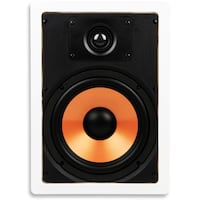 New Pair of Micca M-8S 8-Inch 2-Way In-Wall Speakers London
