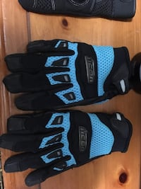 Blue Motorcycle Gloves  Guelph, N1H 7H8