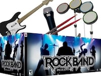 Rock band for ps3 Seattle, 98134