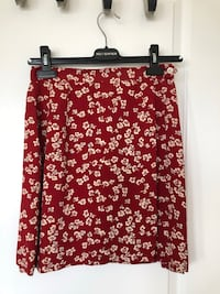 Red Skirt - Size XS Toronto, M8V 1A1