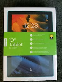 "Lenovo Tab 10 Tablet, 10.1"" HD Touchscreen  Odenton, 21113"