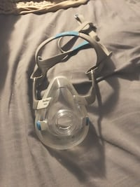 USED CPAP MASK LIGHT BLUE LARGE.DARK BLUE MEDIUM.(SERIOUS INQUIRIES ONLY.) , 08721