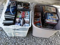 750 DVD lot for sale asking $550 all in good cond Bristol, 37620