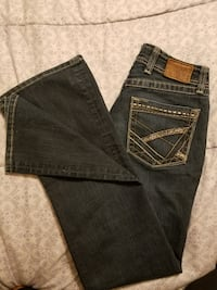 black denim jeans Westminster, 80031