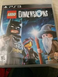 Sony PS3 LEGO Dimensions case North Platte, 69101