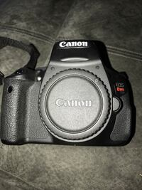 Black canon eos dslr camera Stephens City, 22655