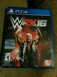 Wwe2k16 ps4 New Port Richey, 34652