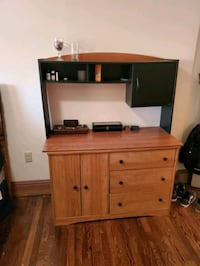 Drawer cheat and top! Two pieces, dresser drawer
