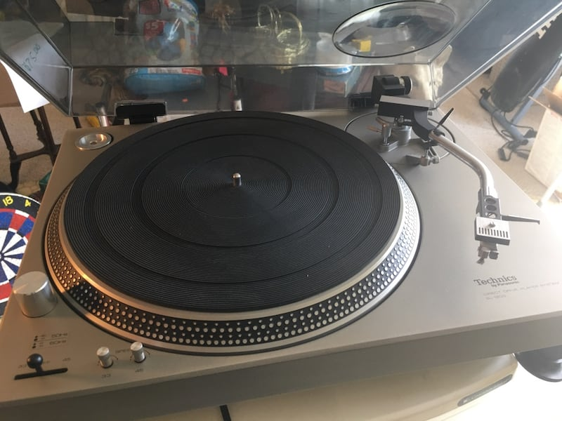 Technics SL-1200 MK3D SL-1200MK3D DJ Turntable Record Player fcd53ced-baf2-480b-8976-75d747536076