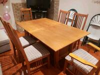 Dining /kitchen table  Toronto, M9N 2N6