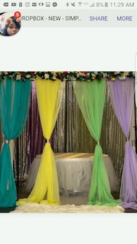 I CAN DECORATE YOUR NEXT EVENT