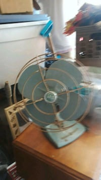 ANTIQUE G.E fan 3 speeds  Orange County