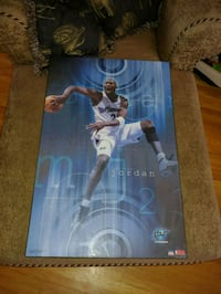 Michael Jordan Poster Kitchener, N2A 1J8