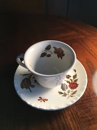 Wedge wood China Cup and saucer Mounds View, 55112