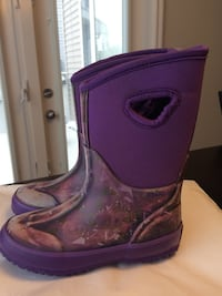 Girl Boots- Size 12