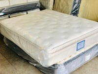 MATTRESS QUEEN SEALY POSTUREPEDIC MOD PASADO DISPLAY 50 down