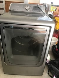 Gray front-load clothes dryer Fayetteville, 28312