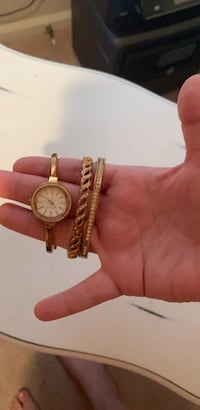 Rose Gold Watch and Bracelet Set  Virginia Beach, 23456