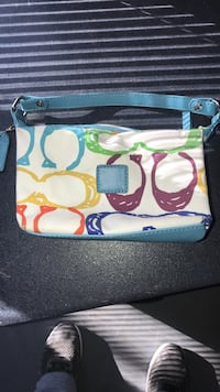 Used small purse.  Good condition.  Coach? Laurel, 20723
