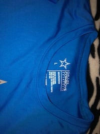Cowboys size large  Houston, 77009