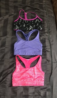 Target sports bras, all size Small. 3 for $5 Las Vegas, 89147