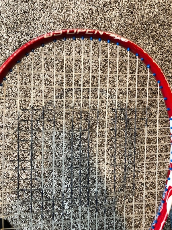 Wilson Red Boy's Youth Tennis U.S. Open Racquet ed6769b1-2692-4b6f-a639-88a77cb95811