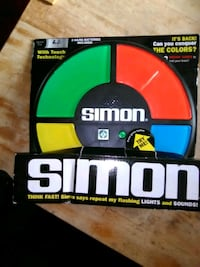 Simon Game Edmonton, T5G 2R7