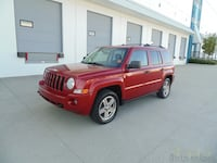 2008 Jeep Patriot SPORT 4X4 AUTOMATIC A/C LOCAL BC NEW WESTMINSTER