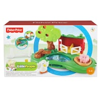 Fisher Price Little People Pond and Pig Pen-New Florence